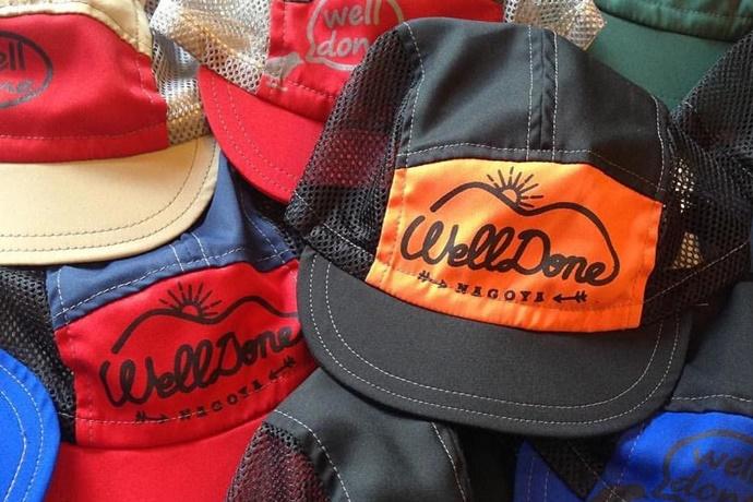 オシャレは頭から?自転車ブランド「welldone」のキャップがオシャレで機能的
