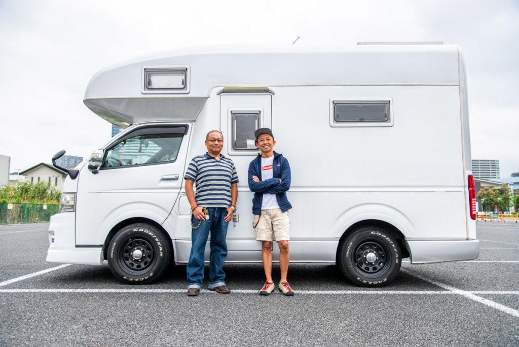 【GAKU-MC×キャンピングカーライフ研究家 岩田一成】キャンピングカー対談