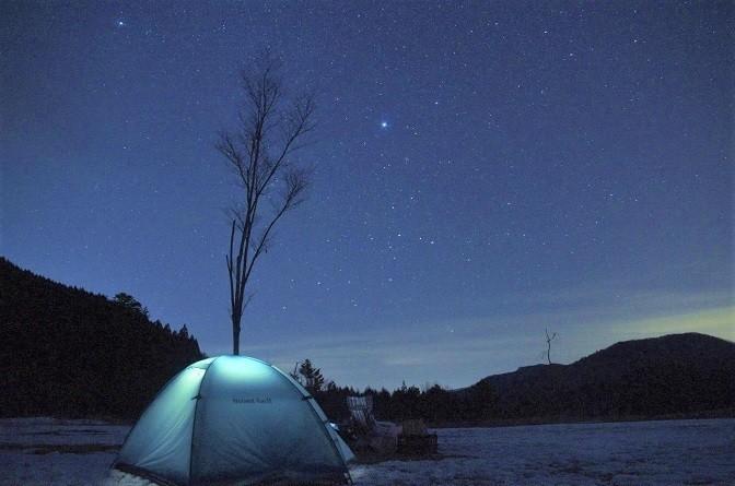 秋冬シーズンにおすすめ! 天体観測・星空を楽しめるキャンプ場