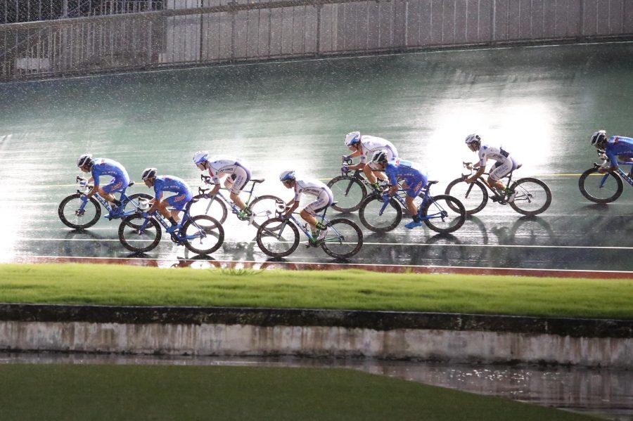 日本初の自転車トラックレース対抗戦|バンクリーグを見に行こう!
