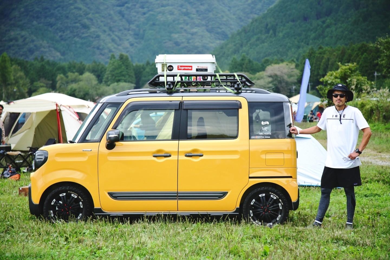 秋のキャンプ系愛車スナップ@ GO OUT CAMP vol.15  #1