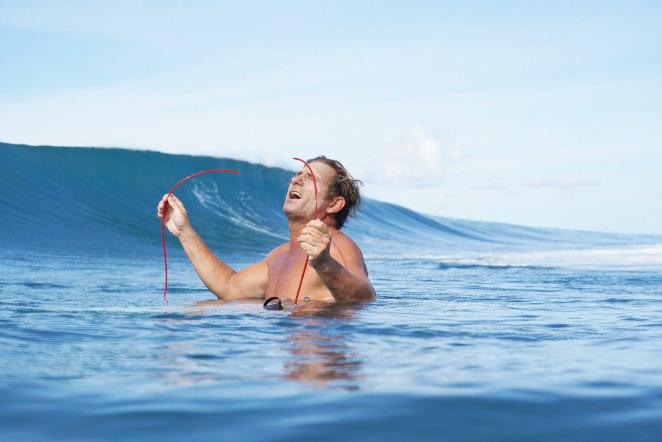 リーシュコードが切れて溺れかけた経験をしたことがあるサーファー必見。「SURF RESQ(サーフレスキュー)」の凄さ!