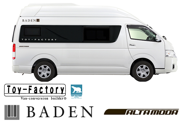 TOY-FACTORY/トイファクトリー「BADEN ALTAMODA / バーデン アルタモーダ」