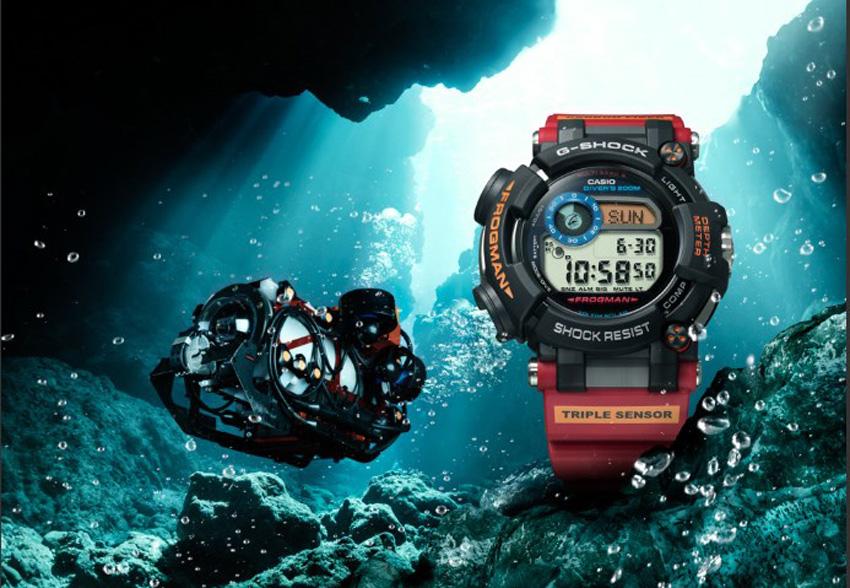 南極調査とコラボしたG-SHOCKのラスボスGWF-D1000ARRが登場!