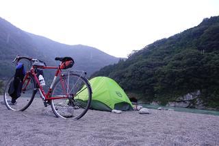 いつか自転車で旅に出てみたい!~四国5泊6日サイクリング旅~vol.2「仁淀ブルーを求めて」