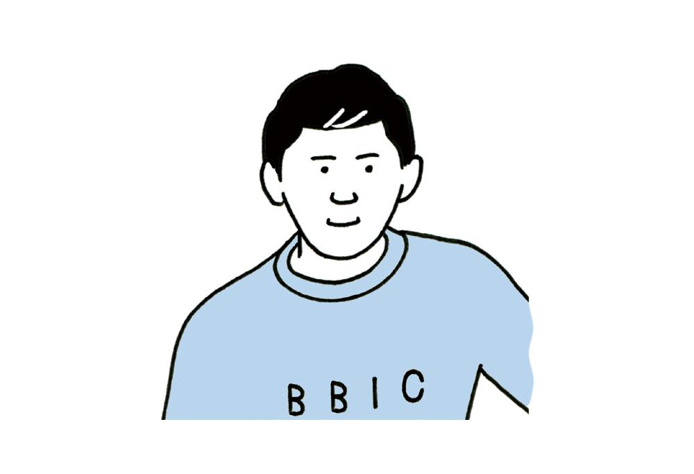 ランニングのためのプレイリスト#1 吉田健太郎(BIG BABY ICE CREAM / インテリアデザイナー)