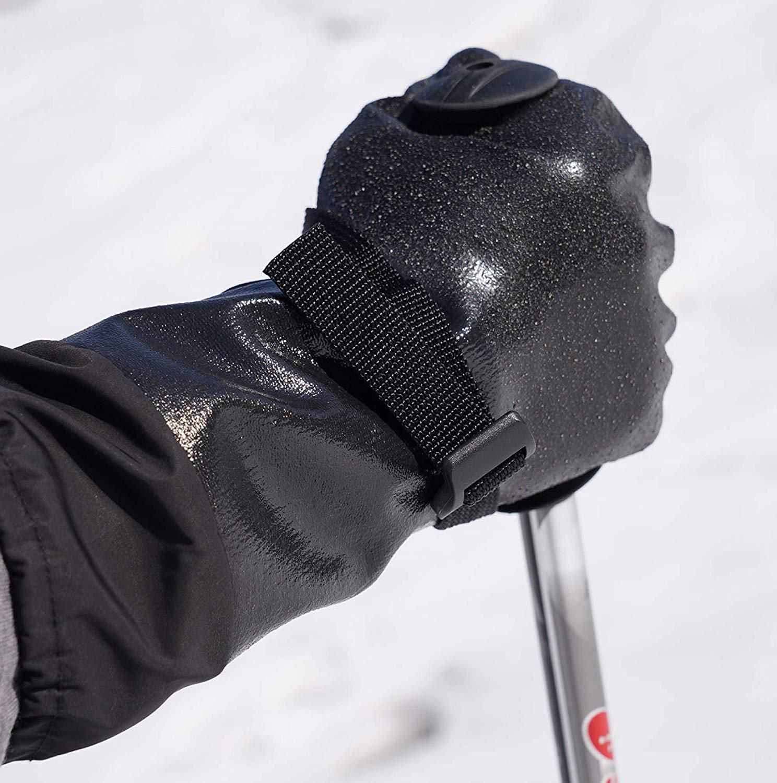 防寒テムレスが凄い!防水・透湿性能を兼ね備えた最強手袋の魅力を徹底紹介!