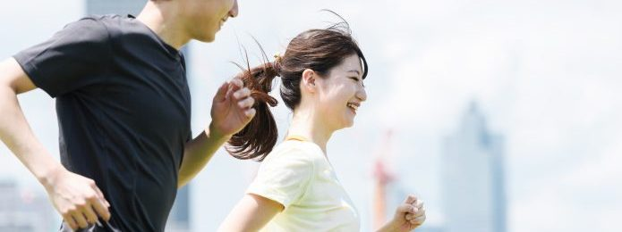 息が上がって辛い…少しでも楽なランニングの呼吸法をマスターしよう!