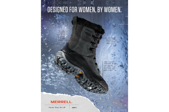 【NEWS】<MERRELL>から女性のためのウィンターブーツが登場!