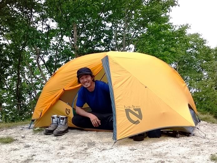 年間テント泊数100日の山岳ライターが語る!本当にあった嘘のようなテントの話