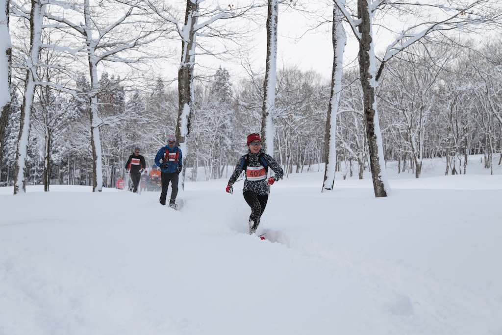 冬のトレラン!全日本山岳スノーシューイングレースが今シーズンもやってきます