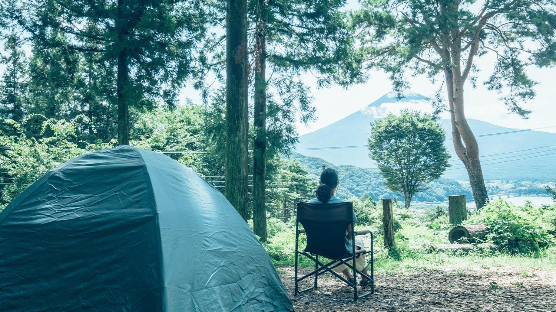 """山梨・河口湖『RetreatCamp まほろば』で体感する自分を""""リトリート""""するキャンプ"""