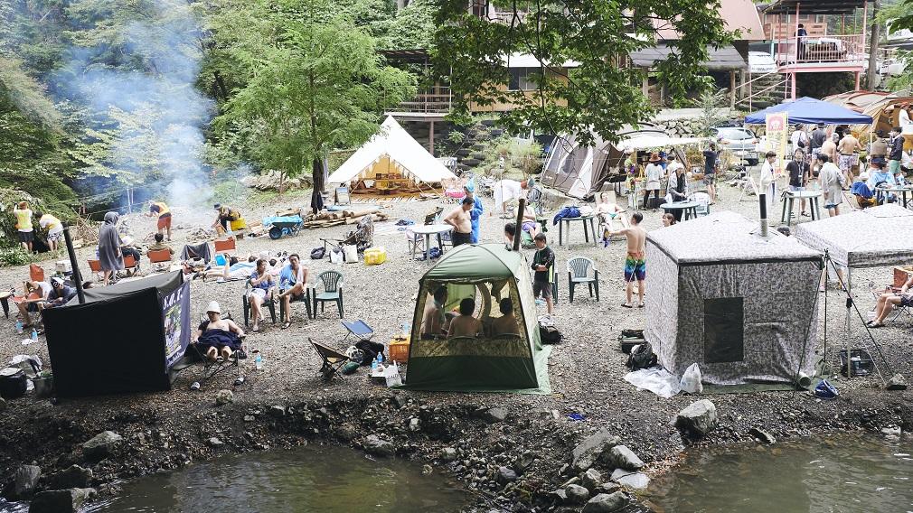 """身も心も """"ととのう""""、新しいアウトドアのかたち。「キャンプとサウナ」のいい関係"""