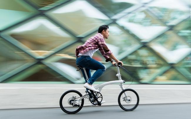 モバイル変身自転車「iruka」がインドネシア・香港・シンガポールで販売決定