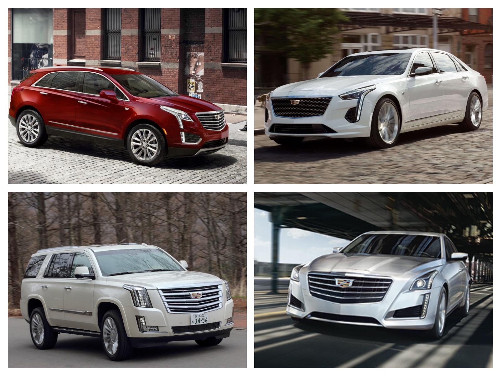 【キャデラック】新車で買える現行車種一覧|2019年最新情報