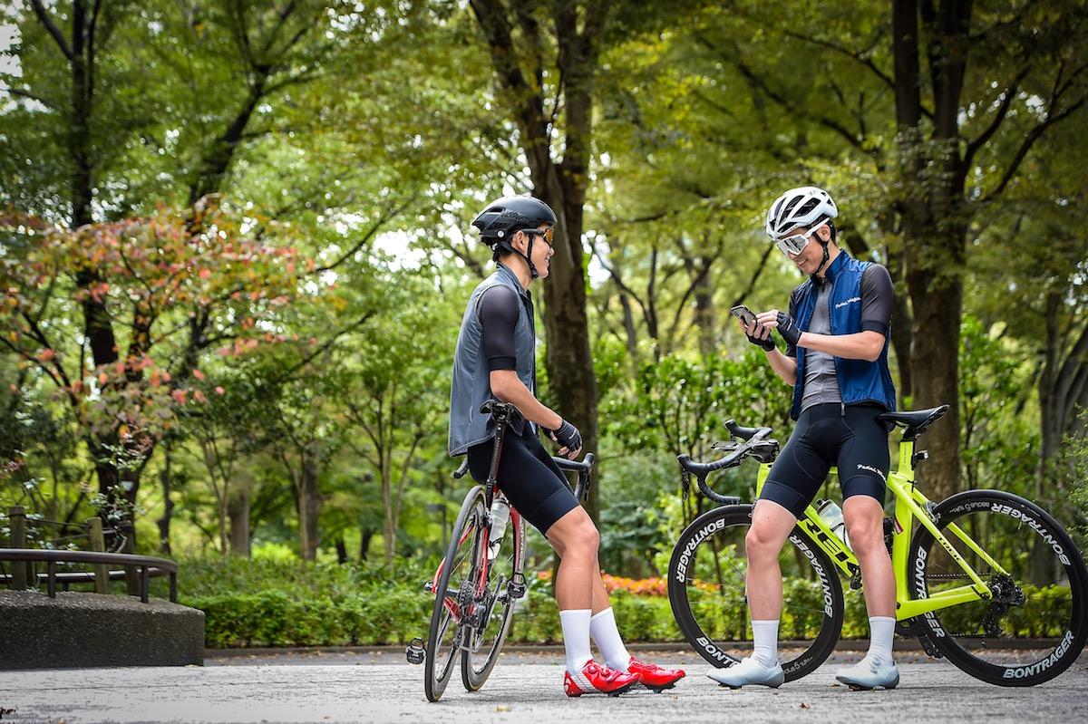 会員制サイクルコミュニティは、自転車の新しい楽しみ方を提示できるか 〈Vélo EAU ROUGE〉がキックオフ