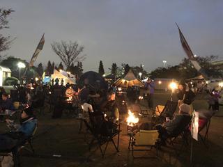 【レポ】冬こそ焚火!都市型キャンプイベント『Columbia 焚火クラブ2019』へ行ってきました