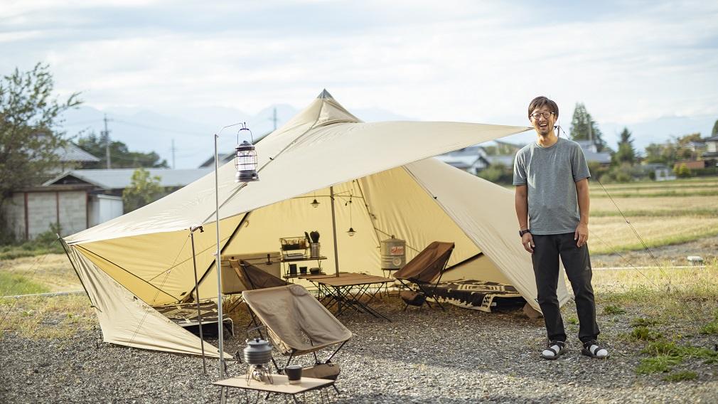 2019年春、突如あらわれたテント界の新星「ゼインアーツ」。業界歴27年のベテランが一石を投じる、熱き想いとは