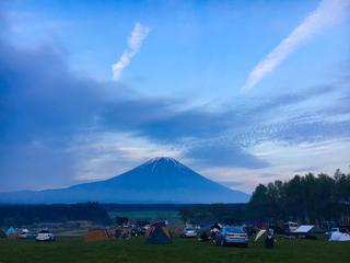 【おすすめキャンプ場27】雄大な富士山が目の前に!キャンパー憧れの「ふもとっぱらキャンプ場」