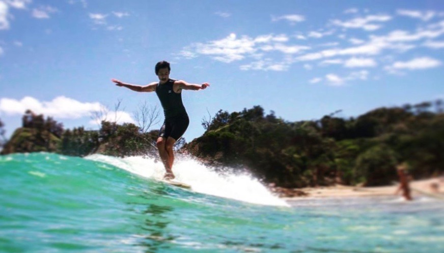波乗り起業家 石川英治がサーフィンを始めて3年でプロになれた秘訣