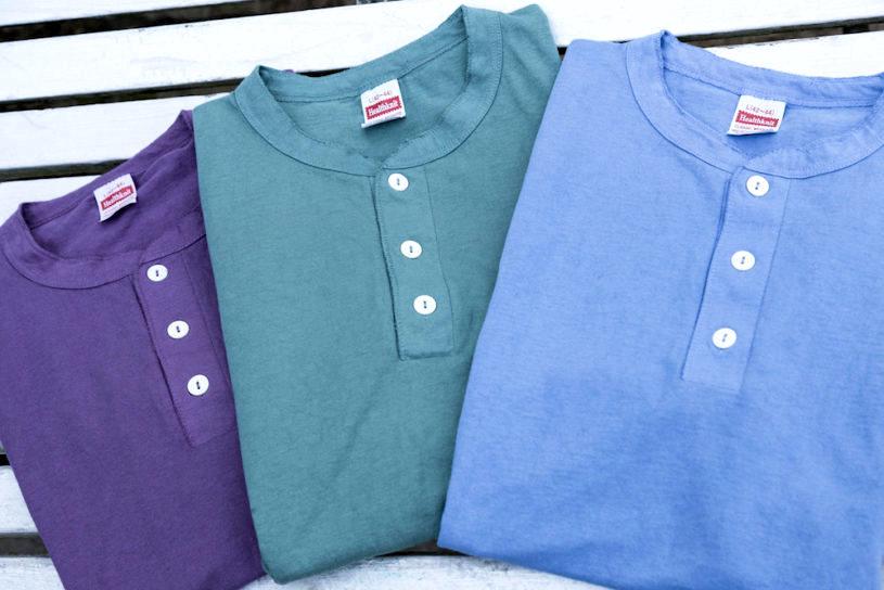 65色のTシャツから自分だけのパックTが作れる、ヘルスニット初のポップアップストア開催!