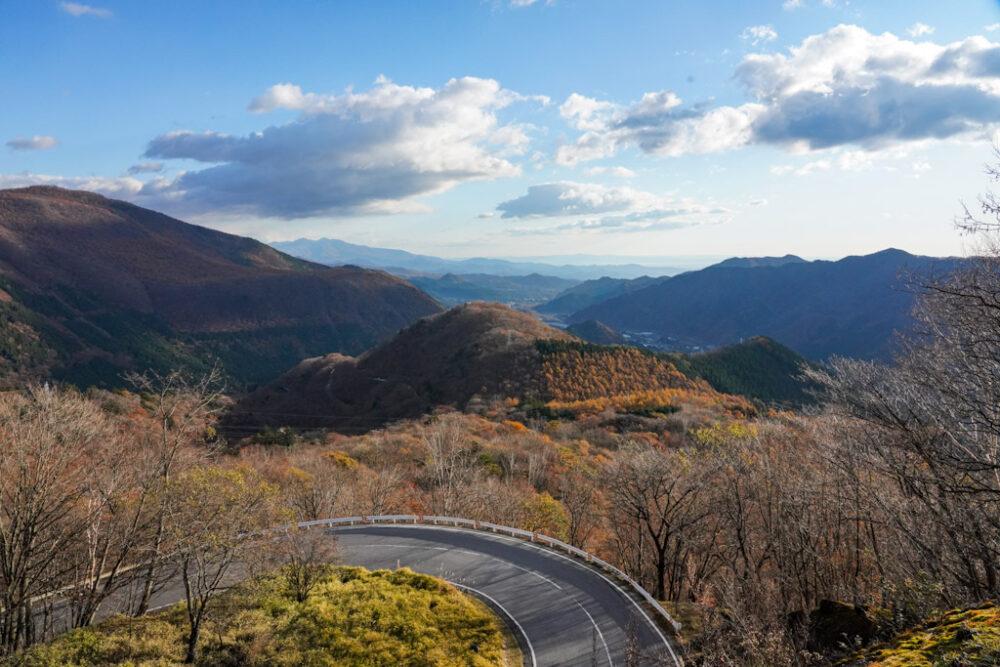 【いろは坂】全線一方通行の絶景路|日本の峠#8