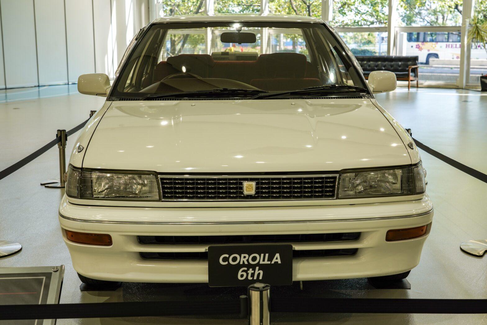 【トヨタ カローラ(90系)】ハイメカツインカム搭載!時代の潮流に乗った6代目