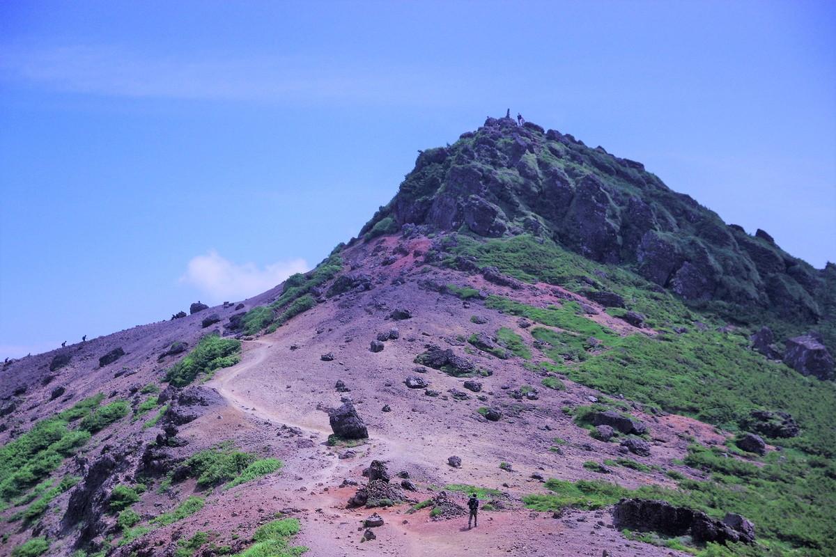 テーマで歩く山の旅 #01 安達太良山×東山魁夷