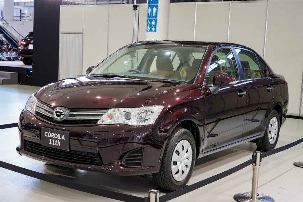 【トヨタ カローラ アクシオ(160系)】合言葉はReBORN!ジャストサイズへの回帰