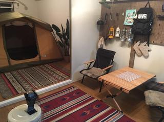 寒い冬はおうちで「部屋キャンプ」してみよう!家でも手軽にキャンプ気分を味わう方法を紹介