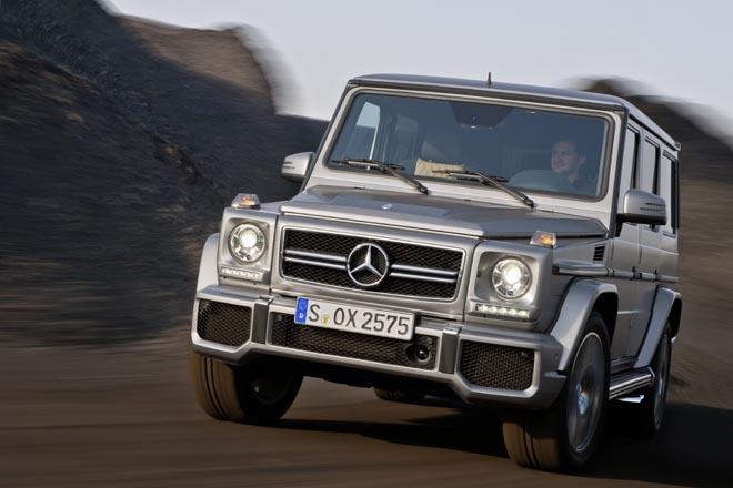 真の価値 Mercedes-benz G-CLASS for AMG