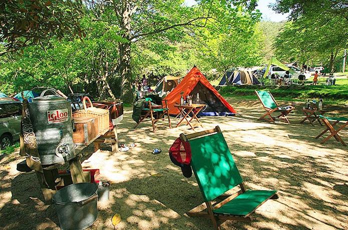 【チェックインは午前中・チェックアウトは午後】のんびりできるキャンプ場5選