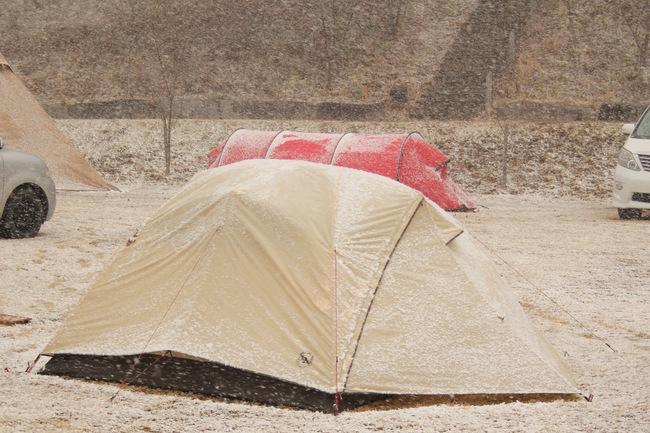 最悪のスタート キャンプミーティング冬の陣