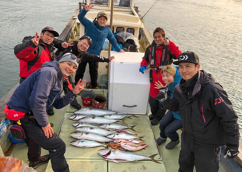 船ジギングで魚を釣って食べちゃおう! No.1 知っておきたい、船に乗る前の心得と準備