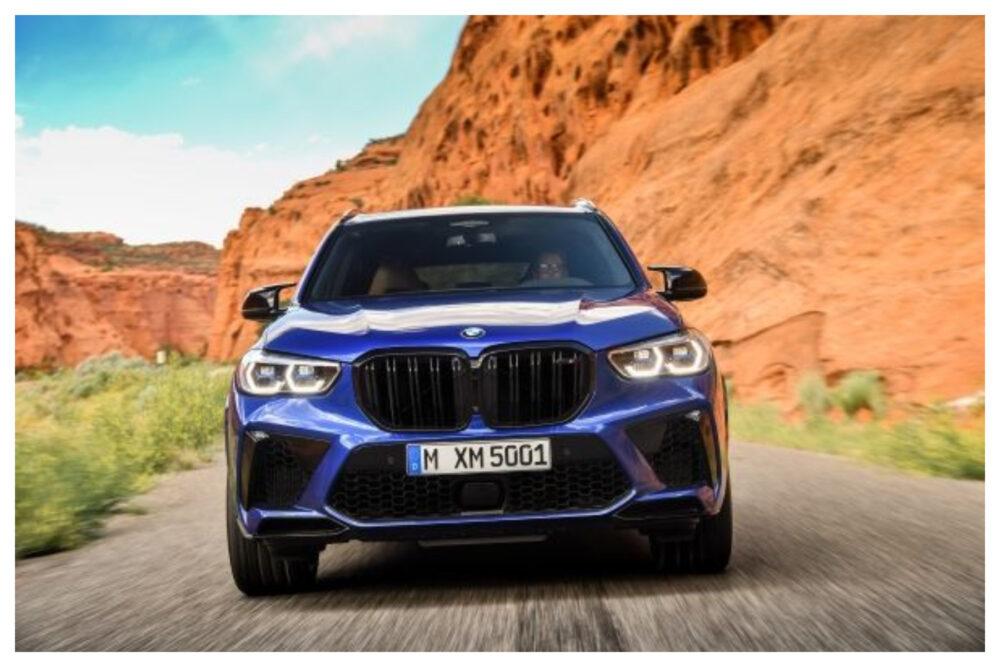 新型BMW X5M・X6M国内発売開始!625psのV8搭載でフルモデルチェンジ