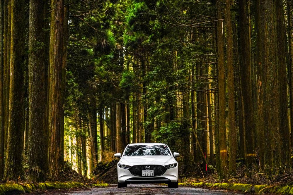 """SKYACTIV-X は何がすごくて何がダメなのか?マツダ Mazda3""""537km""""スカイアクティブX試乗レポ"""