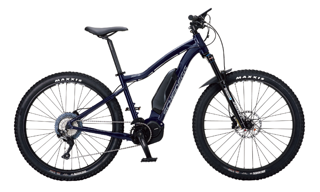 モンベルの自転車ブランド「シャイデック」から電動アシストMTB「MT-E」が登場【E-Bike】