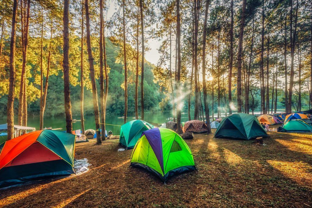 関西で手ぶらでキャンプができるキャンプ場15選