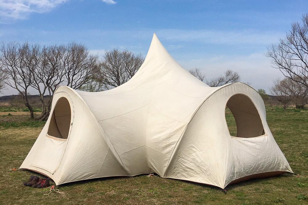 あの「MOSS TENT WORKS」が帰ってくる! 芸術品と称された伝説のテントも復刻か!?