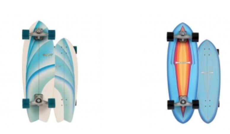 【陸上イメトレ】スワロー、ダイヤモンド、ピンテールにエアブラシを活かすシュガーコートデッキ!70年代のサーフカルチャーを現代に落とし込んだCarver skateboardsによるレトロな2020年最新エアブラシ・シリーズの3モデルをピックアップ!!