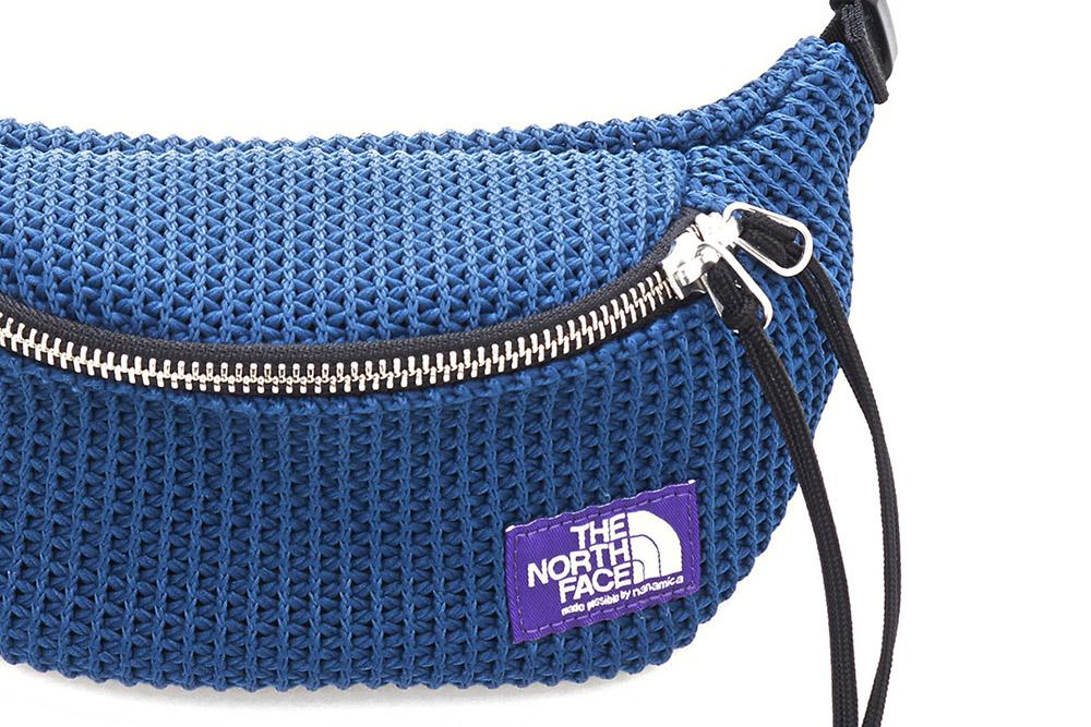 ニットなのに、耐久性◎。ザ・ノース・フェイスPPLの新作バッグで、外遊びスタイルに清涼感をプラス!