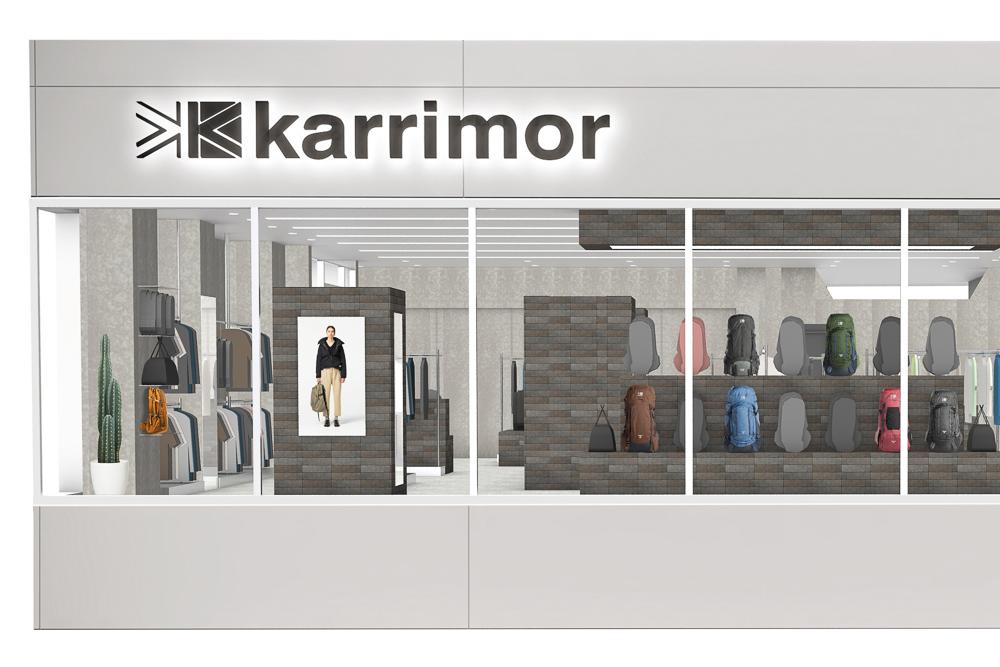 バックパックの雄「カリマー」の世界初となる旗艦店が原宿にオープン!