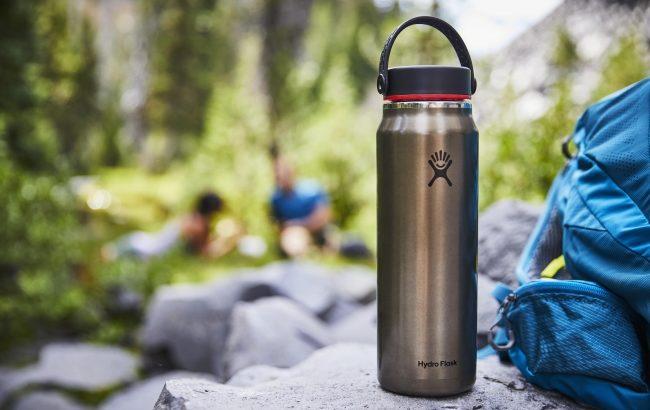 全米人気No.1ボトルブランドHydro Flask® よりアウトドアに最適な「Lightweight Trail Series」登場