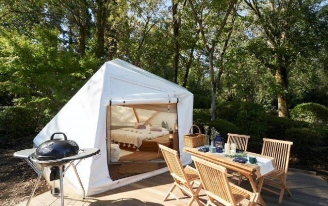 グランピングエリアをした新設体験型リゾート施設「Sport & Do Resort リソルの森」がリニューアルオープン