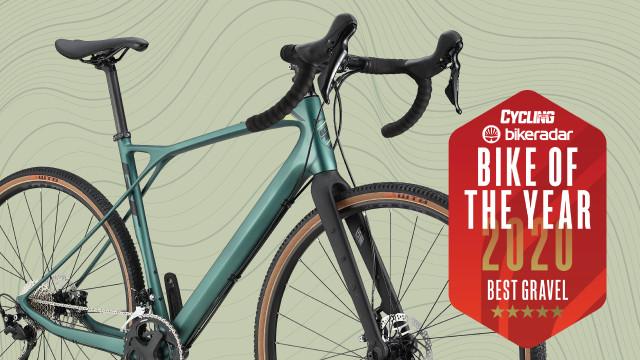 カーボングラベルロード「GT グレード カーボン」が「BikeRadar」のグラベルバイク・オブ・ザ・イヤーを受賞