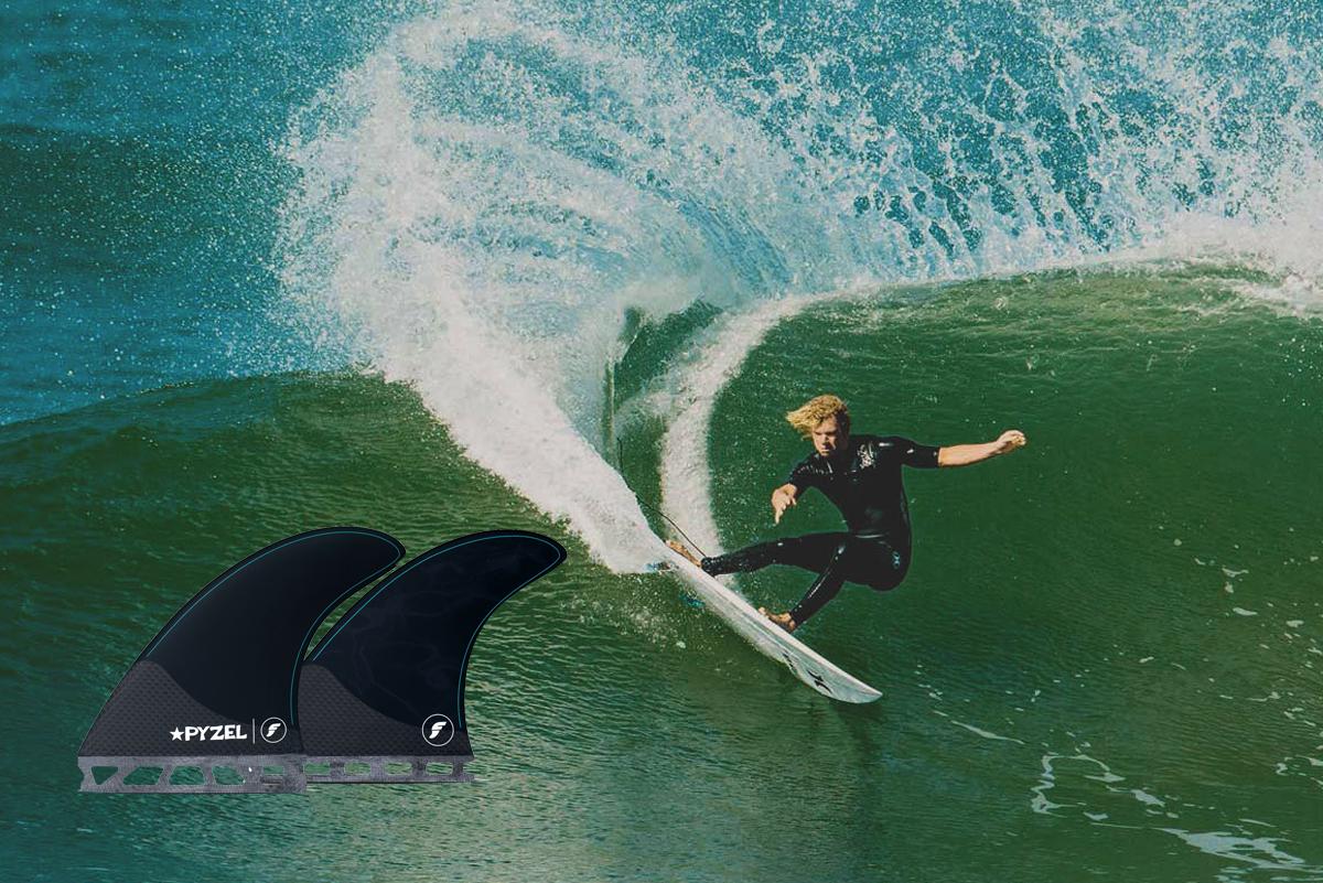 ハワイTOPサーフボード ブランド『PYZEL』から新しいフィンがリリース!FUTURE FIN