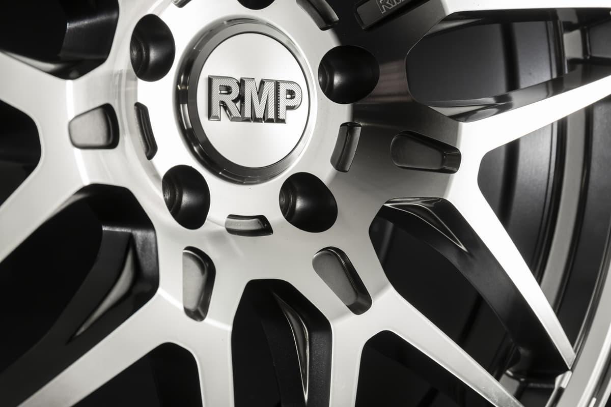 細部に施されたデザインがプレミアム感を醸し出す!RMPホイール新作3モデルが登場