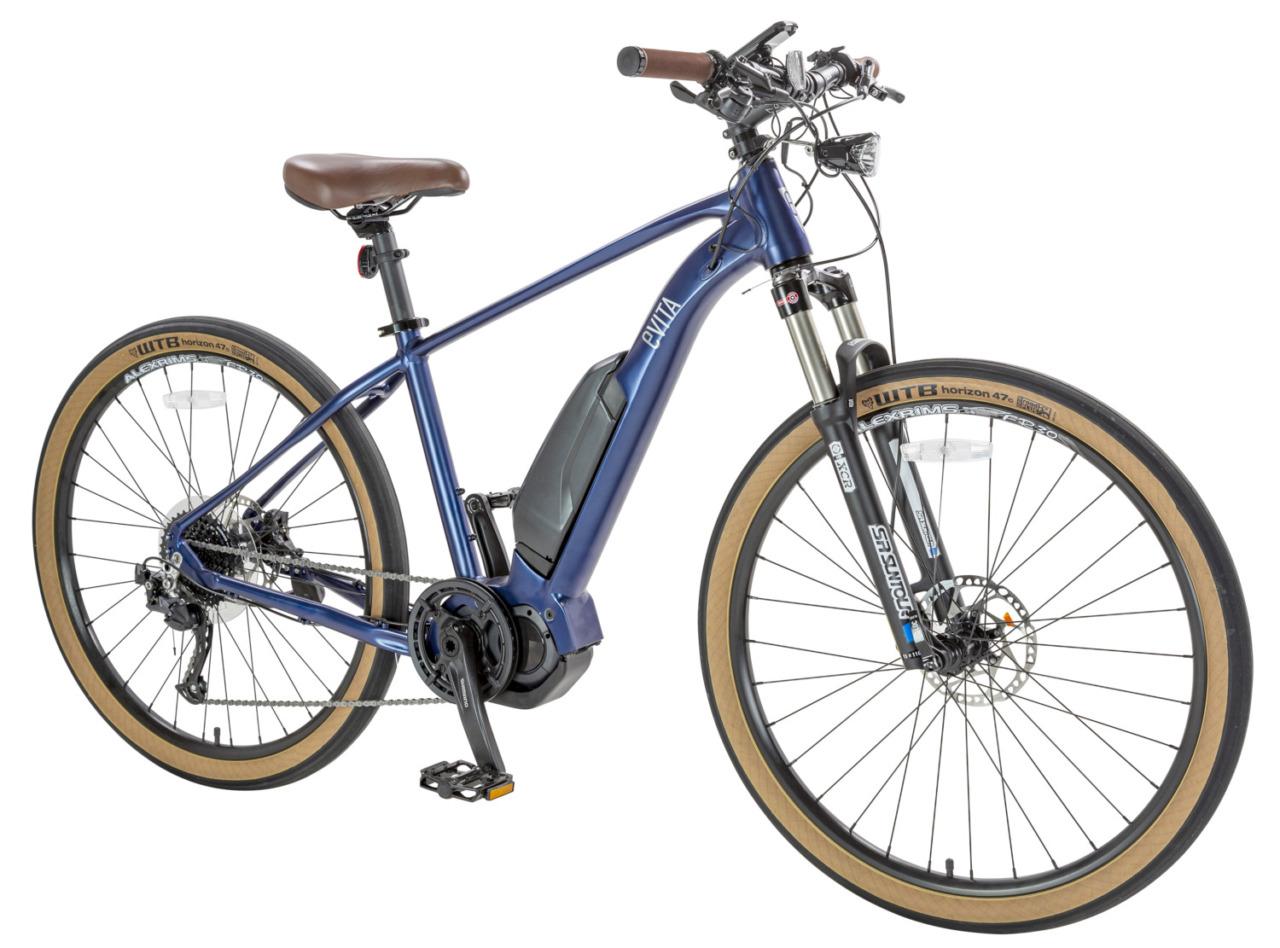 自転車販売店「サイクルスポット」のオリジナルEバイク「eVITA」