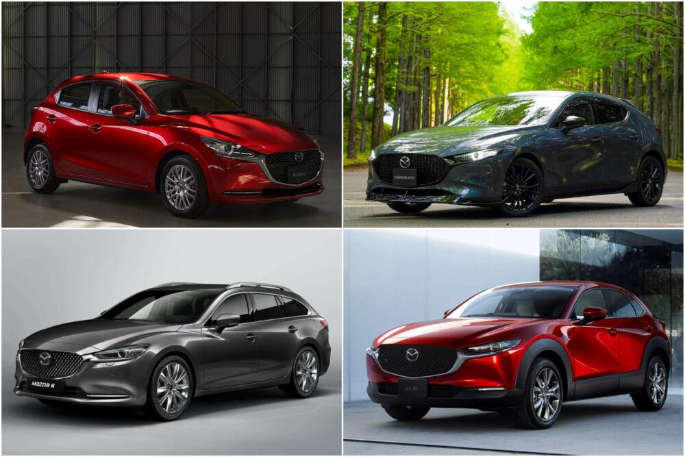 【マツダ】新車で買える現行車種全16モデル一覧|2020年4月年最新情報