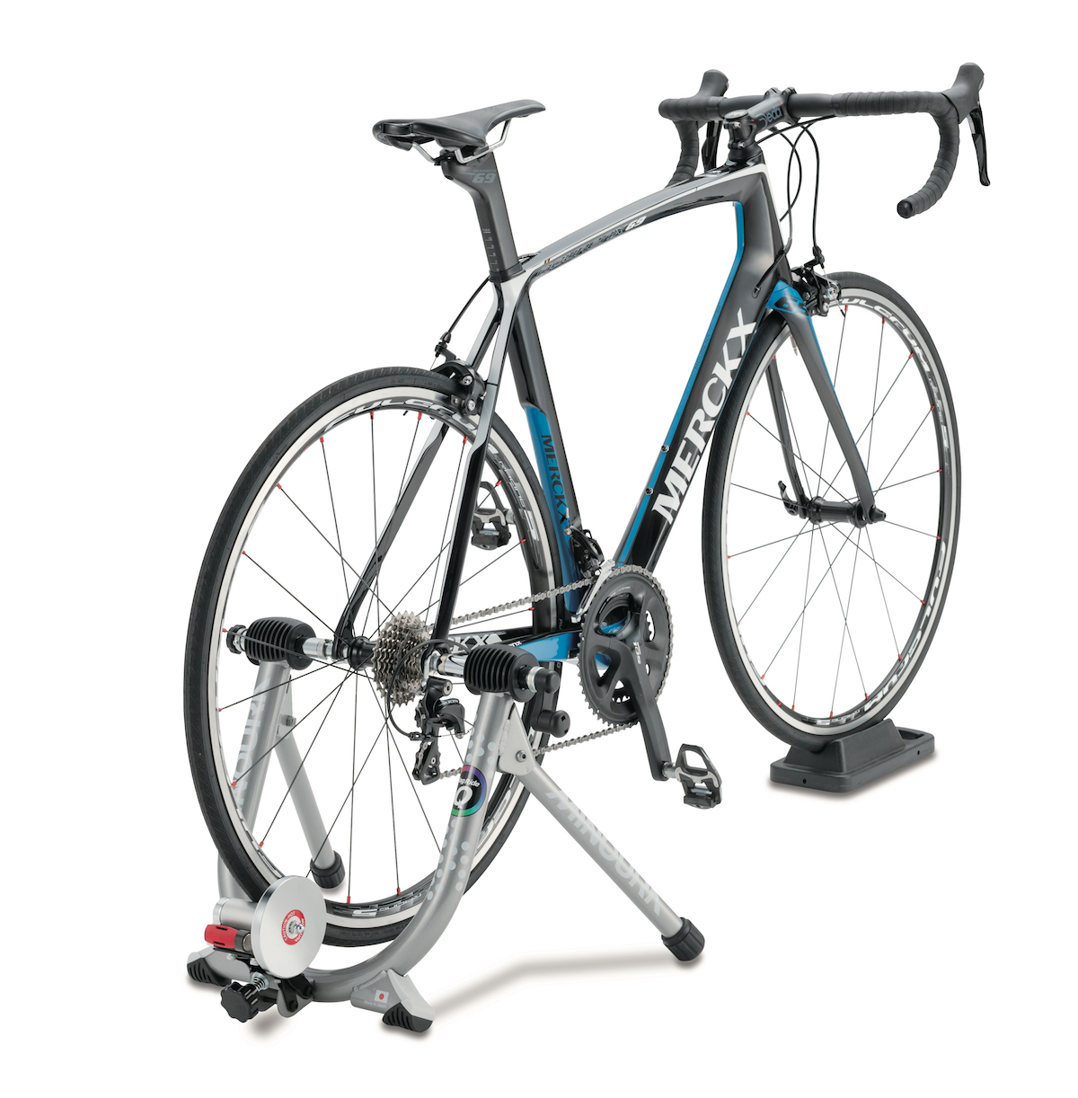 眠っている自転車で運動できる自宅サイクリング ローラー台フィットネスのススメ